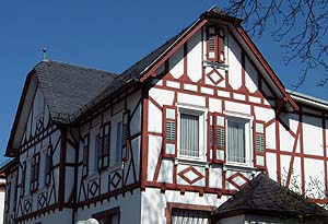 Homepage von ingrid koch stockheim bei michelstadt region for Fachwerk winkel